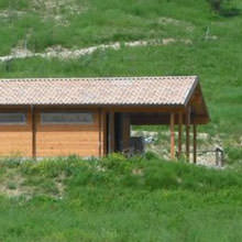 Box Cavalli in Legno