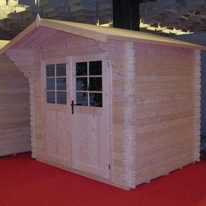 Case da giardino in legno
