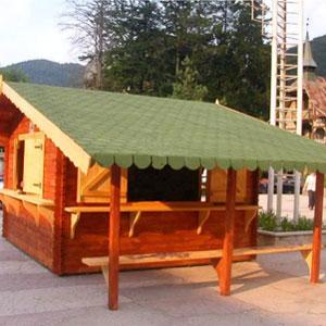 Chioschi in legno