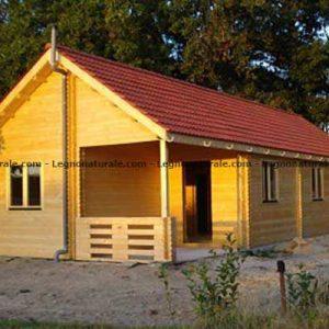 Limone il bungalow in legno lamellare | Legnonaturale.COM