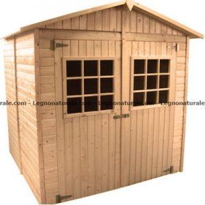 Canneto l'economica casetta attrezzi in legno | Legnonaturale.COM