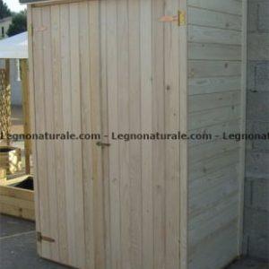 Riposto l'armadio a pannelli per esterni | Legnonaturale.COM