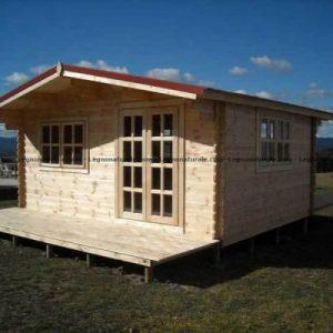 Lazio la funzionale e versatile casa da giardino in legno