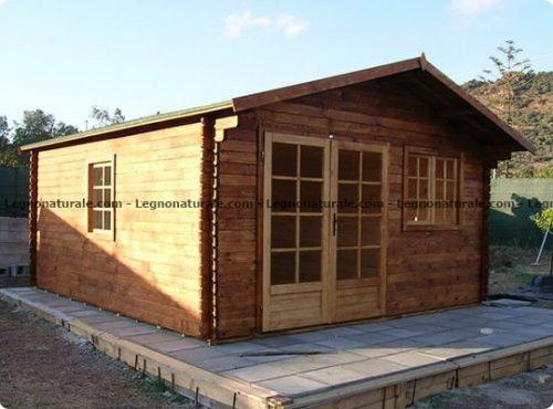 San Marino la casa in legno blockaus dai modici prezzi