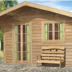 Toscana la versatile casa in legno blockhaus | Legnonaturale.COM