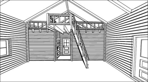 Aragona l'incantevole casa in legno blockhaus | Legnonaturale.COM