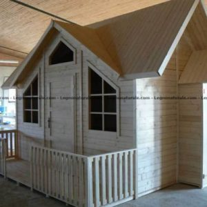 Sanremo la casa da giardino in legno dal design unico