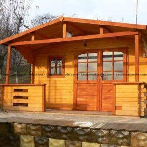 Elba l'elegante casa da giardino in legno | Legnonaturale.COM