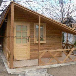 Cortina l'originale casa da giardino a pannelli | Legnonaturale.COM