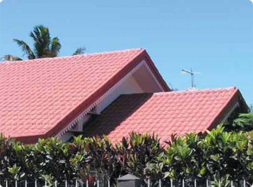 Coppo XL l'elegante copertura in PVC | Legnonaturale.COM