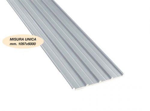 Etruria Iso Life la copertura PVC coibentata per settore industriale