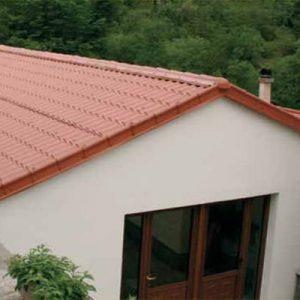 Maneggevole lastra di copertura in PVC | Legnonaturale.COM