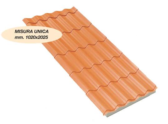Olandese Iso Life la lastra in PVC coibentata dal facile utilizzo