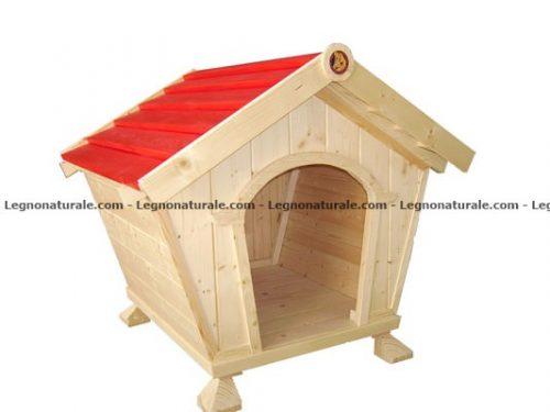 Calabria la cuccia in legno per cani dal design originale