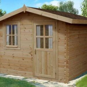 Carisle la classica casa in legno blockhaus da giardino