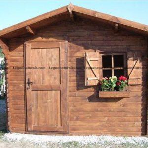 Irina la splendida garden house in legno blockhaus | Legnonaturale.COM