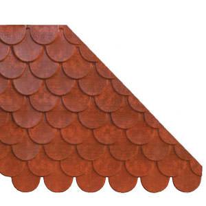 Medaglione la graziosa copertura in PVC a coda di castoro