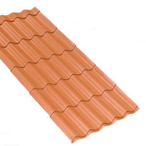 Olandese la maneggevole lastra di copertura in PVC | Legnonaturale.COM